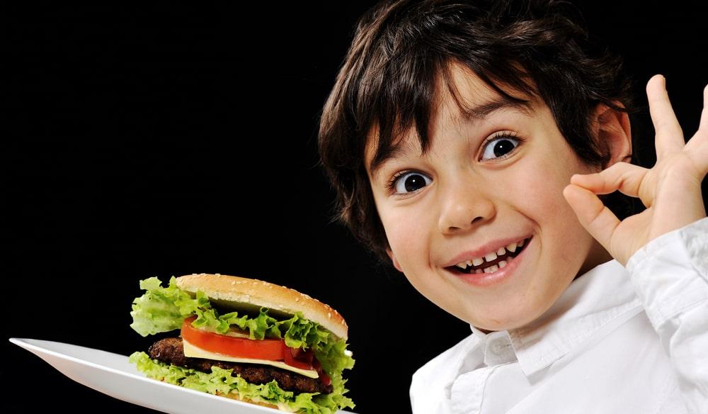 خواص گوشت قرمز برای کودکان