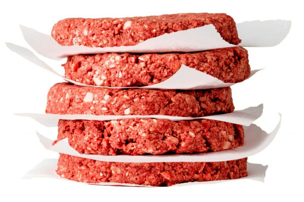 گوشت قرمز منابع پروتئین