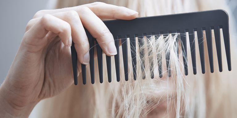 موی خشک و آسیب دیده