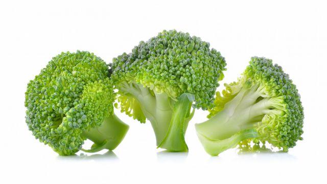 کلم بروکلی مصرف سبزیجات