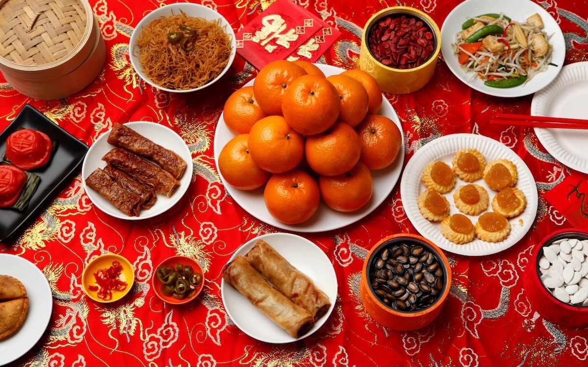 معروفترین غذاهای چینی
