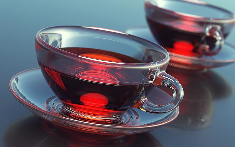تشخیص چای مرغوب و اصل