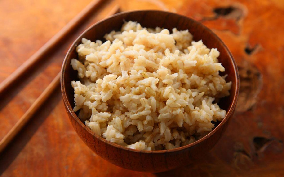 درباره برنج قهوهای